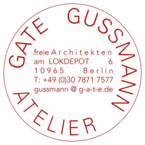 Logo Gussmann Atelier